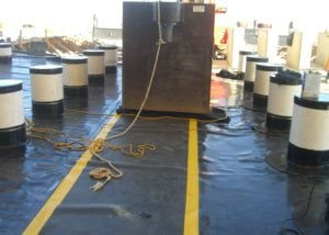 Nord Copper Floor Lining