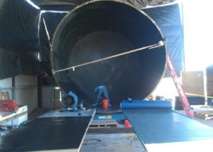 Rubber-Lining